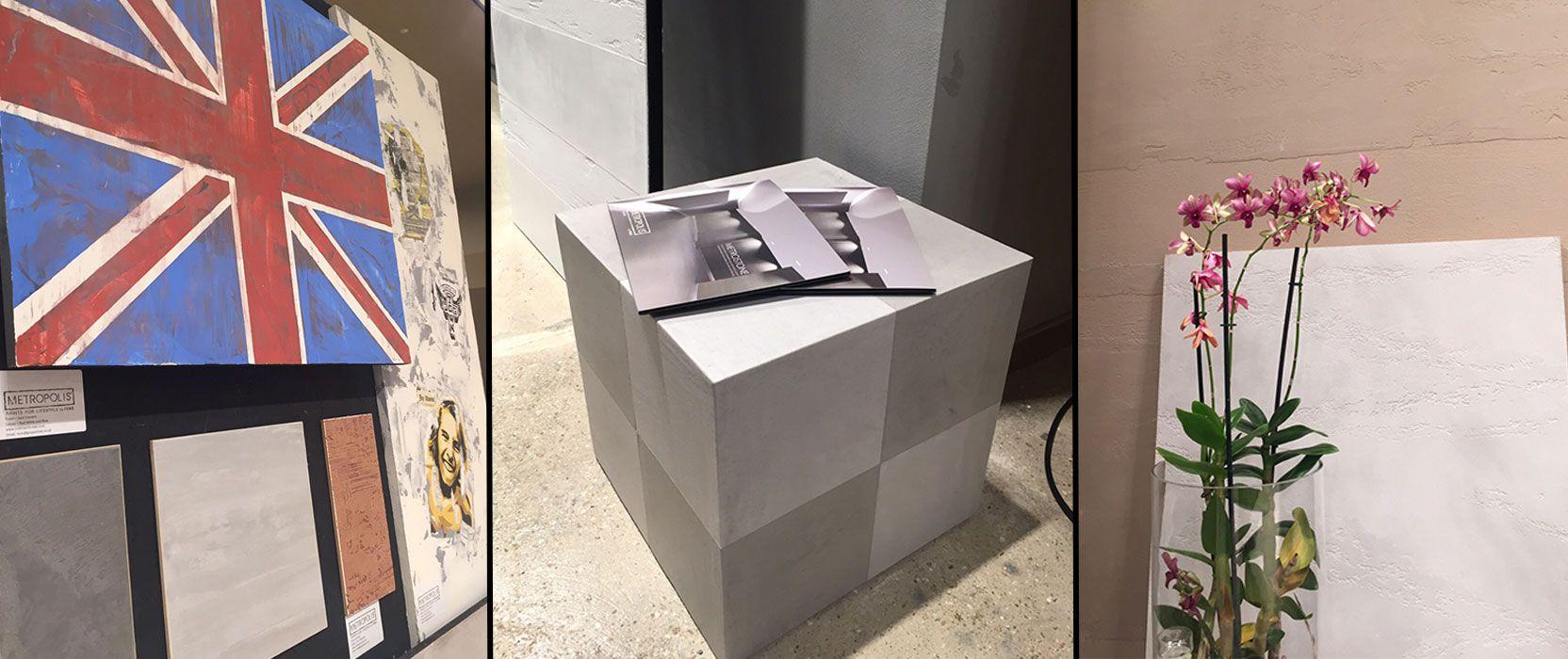News metropolis and tisettanta the trend setting for Italian furniture design companies